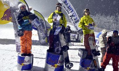 """Dual Cross Snowboarding a închis Festivalul """"Piatra pe Zăpadă"""""""
