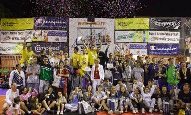 Noul sezon Sport Arena Streetball se pregăteşte de start
