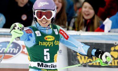 Tina Maze a depășit recordul de 2000 de puncte în Cupa Mondială