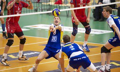 Craiova - Zalău 2-0 în semifinalele masculine de volei