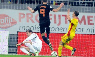Înfrângere drastică în fieful olandezilor: Olanda - România 4-0