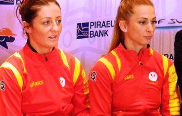 Alina Dumitru și Corina Căprioriu în top 3