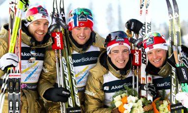 Al șaptelea titlu mondial pentru Norvegia. Northug l-a egalat pe Daehli