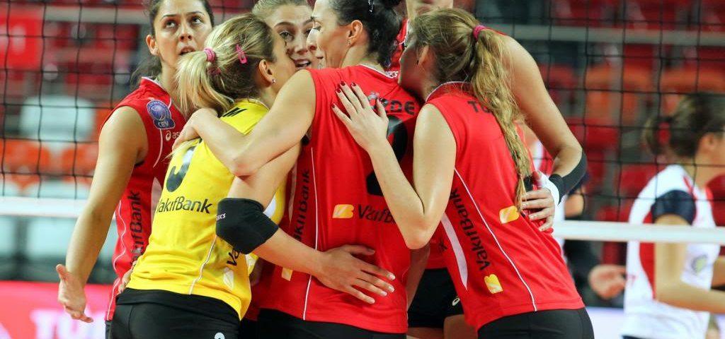 Vakifbank Istanbul câștigă a doua oară Liga Campionilor