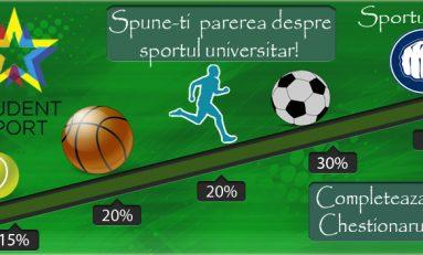 Radiografia Sportului Universitar, între extreme