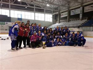 SC Miercurea Ciuc campioană la hochei feminin