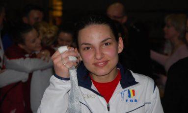 Maria Boldor, aproape de podiumul junioarelor la Europene