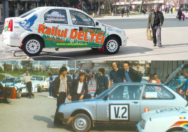 Raliul Deltei va reveni în circuit după 20 de ani!
