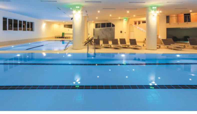 Programul Junior Swim la Bucharest Sport Club