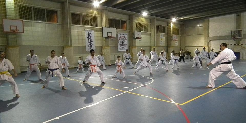 Clubul Budo Gym organizează un antrenament gratuit de kyokushin