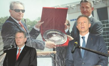 """Jacques Rogge, preşedinte CIO: """"FOTE a depăşit conceptul de eveniment sportiv"""""""