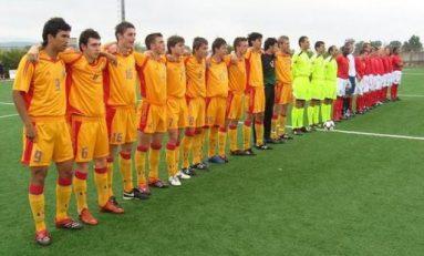 România U18 - Finlanda U18: 1-1 într-un meci amical disputat la Mogoşoaia