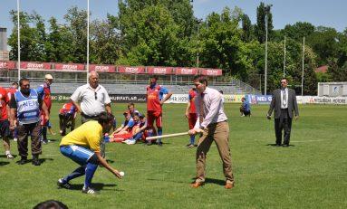 Preşedintele FR de Oină a dezvăluit reţeta succesului dezvoltării sportului nostru naţional