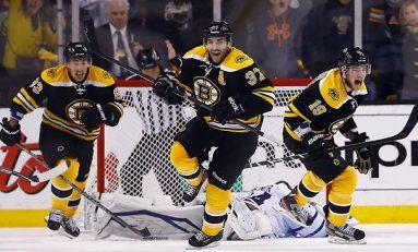"""Revenire spectaculoasă pentru Boston Bruins. """"Urșii"""" se califică în semifinalele Conferinței de Est din NHL"""