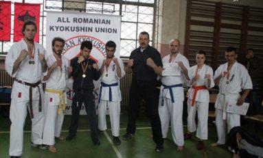 Budo Gym Club participă cu patru sportivi la Europenele de Karate Kyokushin