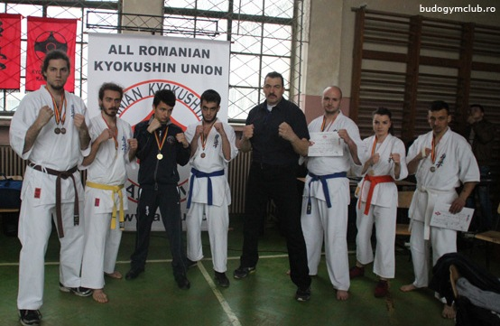 Budo Gym Club București s-a afiliat la All Japan Kyokushin Union