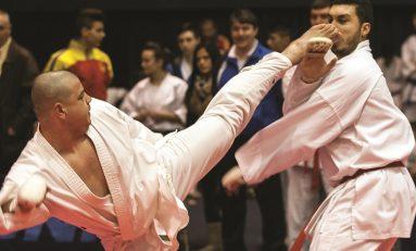 Afluenţă de participanţi la Naţionalele de Karate SKDUN