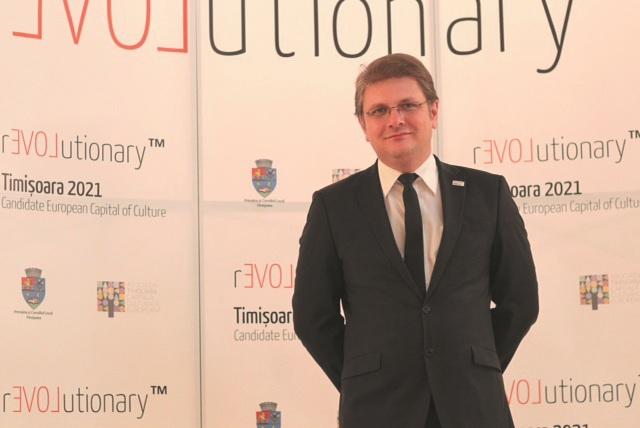 """Dan Diaconu, viceprimar Timişoara: """"Oraşul nostru este capitala sportului bănăţean"""""""