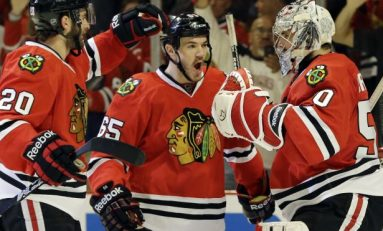 Chicago Blackhawks echilibrează seria cu Detroit Red Wings