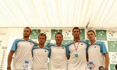 FR Tenis a stabilit componenţa echipei de Cupa Davis a României