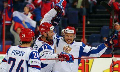 Rusia s-a calificat în sferturile de finală ale turneului de hochei la JO de la Soci