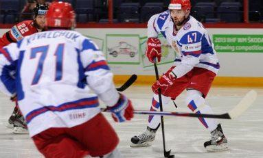 Festival de goluri la Campionatul Mondial de hochei: Rusia-Austria 8-4