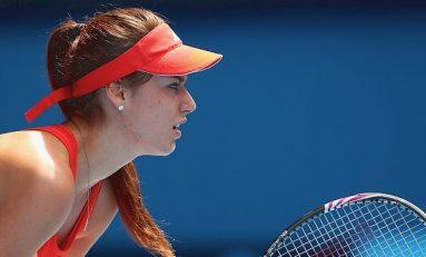 Sorana Cîrstea a spus adio primului turneu de Grand Slam al anului