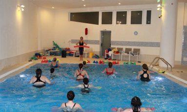 Distracţie şi sănătate cu Aqua Fitness la Bucharest Sport Club