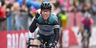 Victoria cu numărul 40 pentru Cavendish și a patra în Il Giro 2013