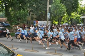 Crosul Tineretului a atras mii de participanți în 18 orașe