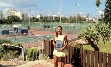 Elena Cadar, o stângace care a pășit cu dreptul în tenis