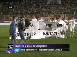 Uite licența, nu e licența! Rapid și U Cluj ar putea fi salvate