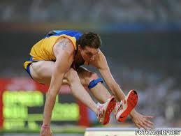 Oprea, la primul concurs atletic în aer liber