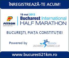 O nouă ediție cu participare internațională de semimaraton la București