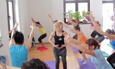 Instructorii Sportul pentru Toţi: de la step aerobic până la ore de anatomie
