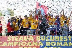 Steaua a primit distincțiile pentru al 24-lea titlu de campioană la fotbal
