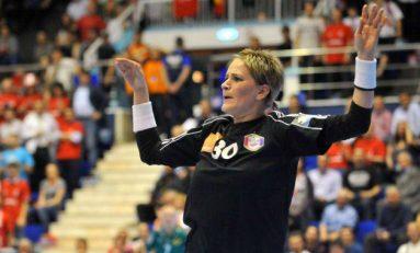 Paula Ungureanu o urmează pe Ada Nechita la HCM Baia Mare