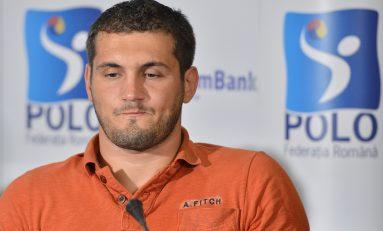 Cosmin Radu se retrage de la naționala de polo a României