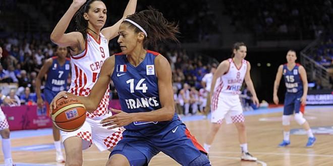 Franța și Spania vor juca finala Campionatului European de baschet feminin