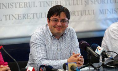 Felicitări din partea unui demnitar pentru medaliaţii României la Europene de scrimă