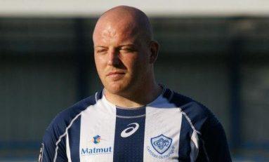 Mihăiţă Lazăr, campion al Franţei la rugby