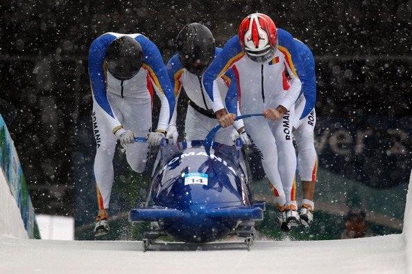 Bobul românesc de patru persoane, locul 24 la Jocurile Olimpice de la Soci