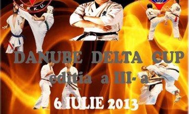 Danube Delta Cup a ajuns la ediţia cu numărul trei