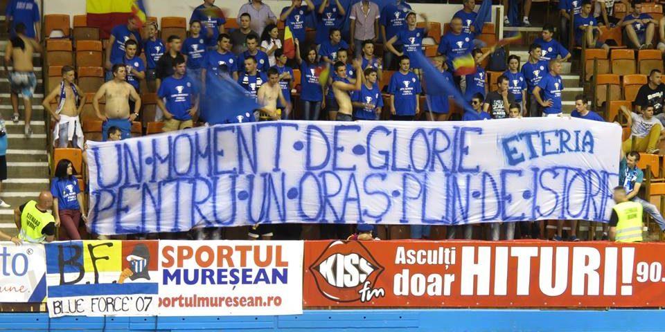 Târgu Mureşul a câştigat Cupa României la futsal