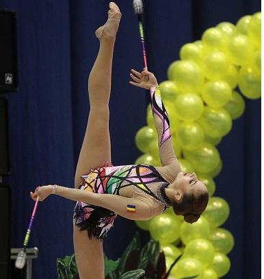"""""""Memorialul Ileana Sima"""", regal de gimnastică ritmică și aerobică organizat de UNEFS"""