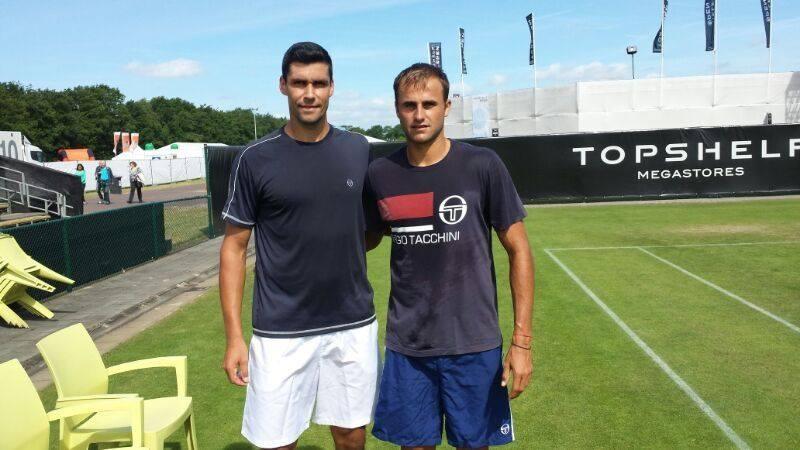 """Victor Hănescu contribuie la dezvoltarea tenisului juvenil: """"Vrem să facem fericiţi cât mai mulţi copii!"""""""