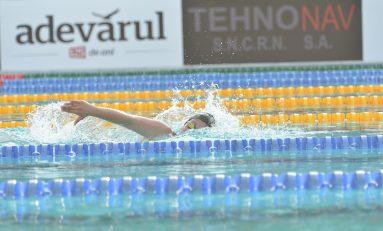Norbert Trandafir, campion naţional la 100 de metri liber