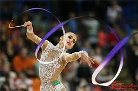 Mamun, la individual, Rusia, pe echipe, aur european la gimnastică ritmică