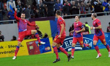 Steaua câștigă Supercupa României