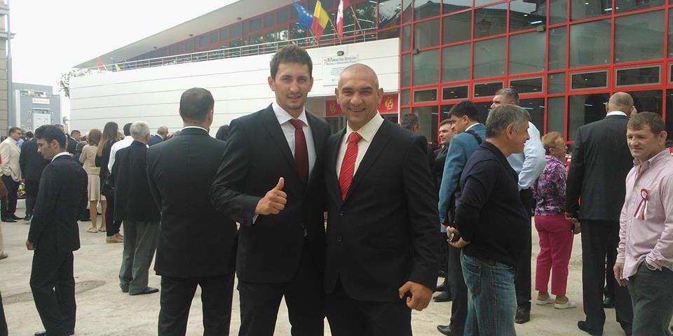 "Antrenorul lui Bogdan Juratoni, Gheorghe Napoleon, invitatul emisiunii radiofonice ""Sport Revolution"""